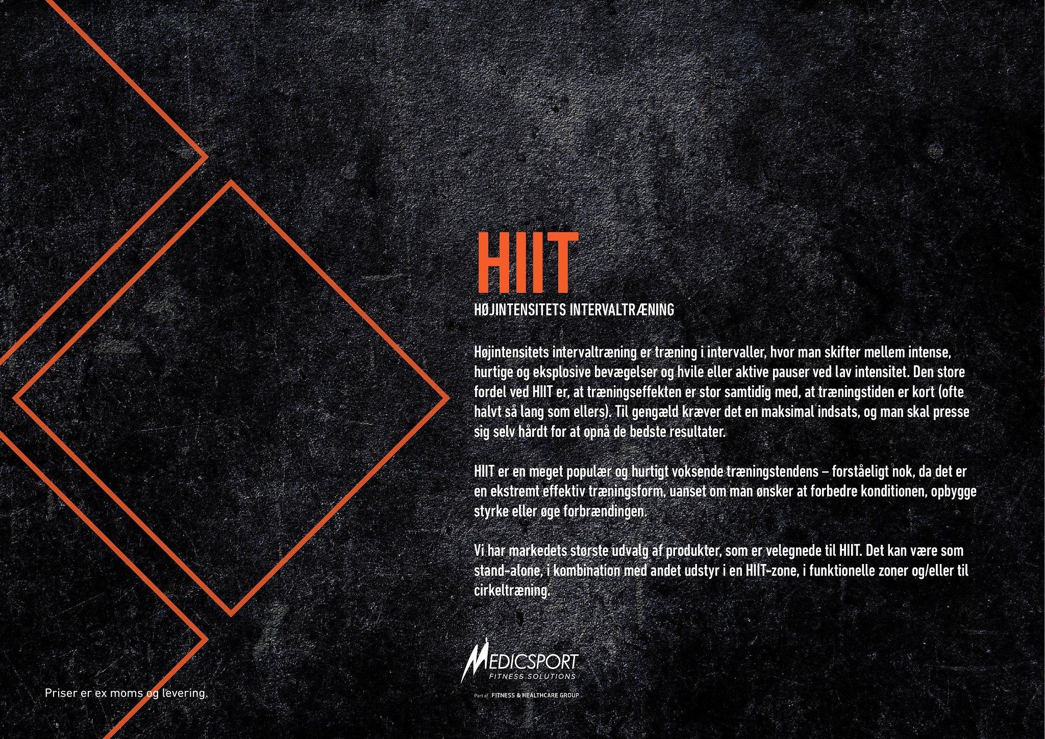 HIIT – MedicSport