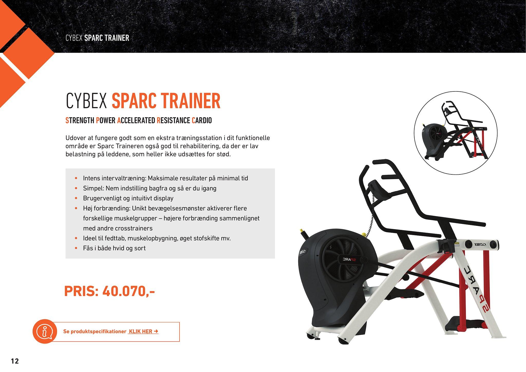 Sparc Trainer – HIIT – MedicSport