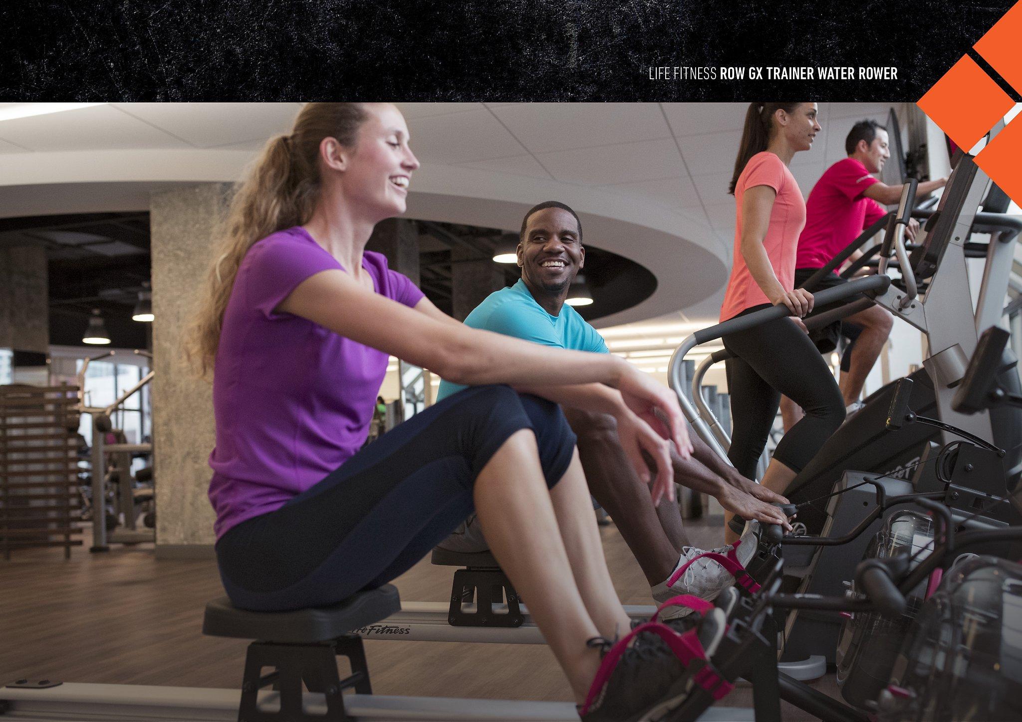 Row GX Trainer Water Rower – HIIT – MedicSport