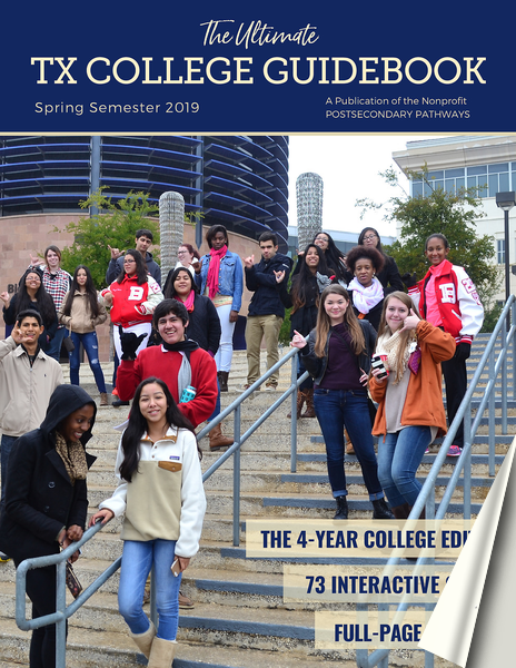 TX College Guidebook - Spring Semester 2019