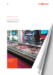 Tecto CL2 GB Serve-over cabinet