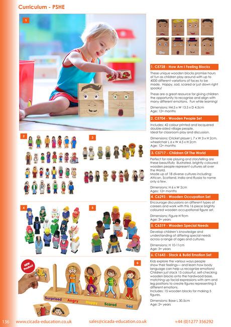 2019 - 2020 Cicada Catalogue - Flipbook - Page 137
