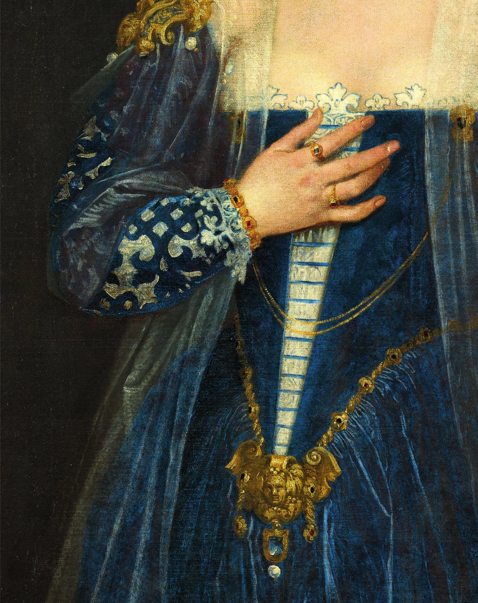 Grace and Grandeur The Portraiture of Paolo Veronese