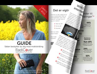 RadiCover - GRATIS E-BOG - Sådan beskytter du dig mod mobilstråling