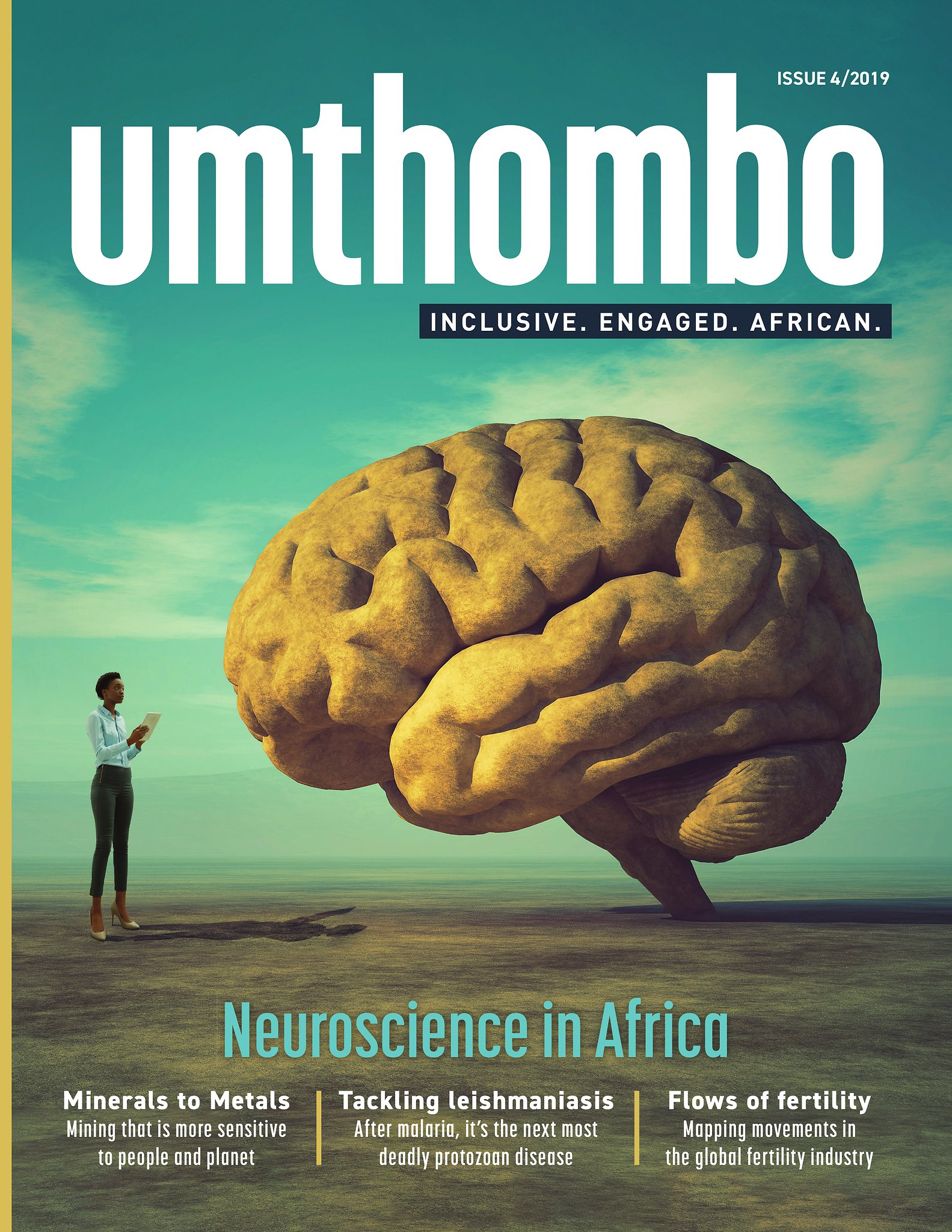 Umthombo Issue 4/2019 – Research magazine of the University of Cape Town