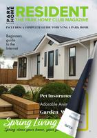 Ejemplo de revistas online - Park Home Magazine