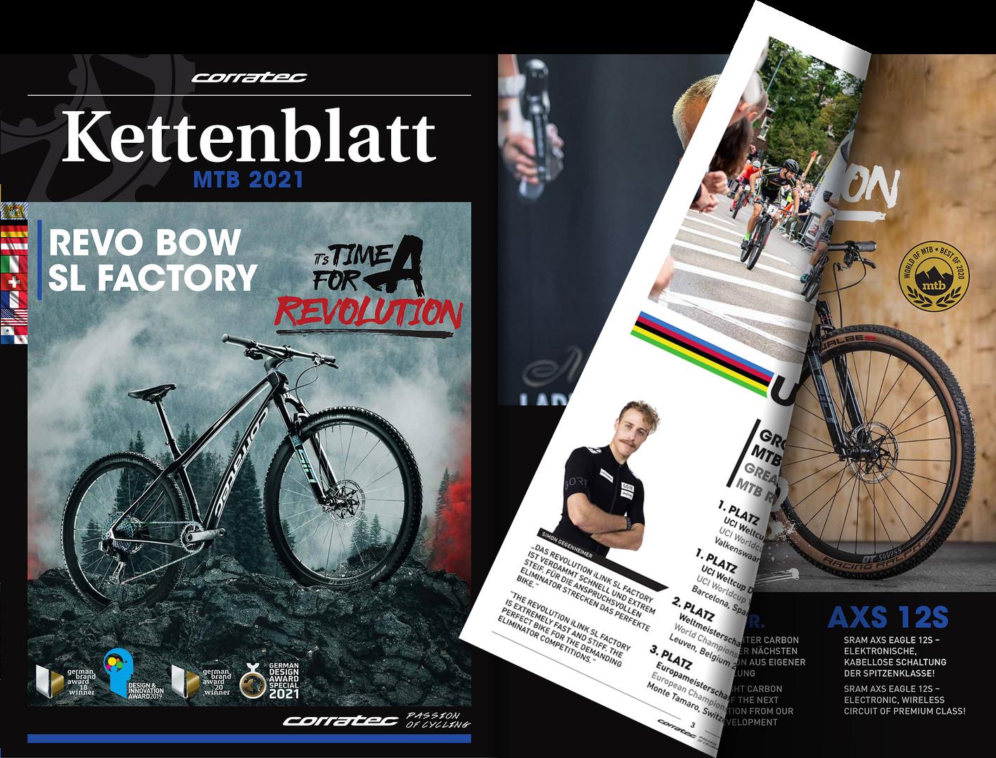 Kettenblatt MTB 2021