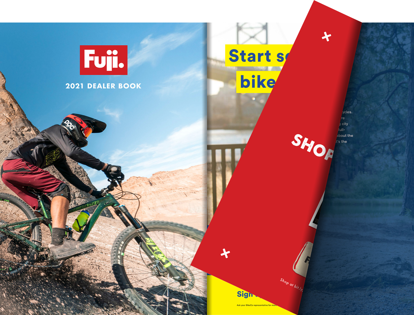 Fuji Bike Catalog 2021