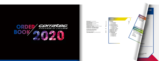 Corratec Catalog 2020