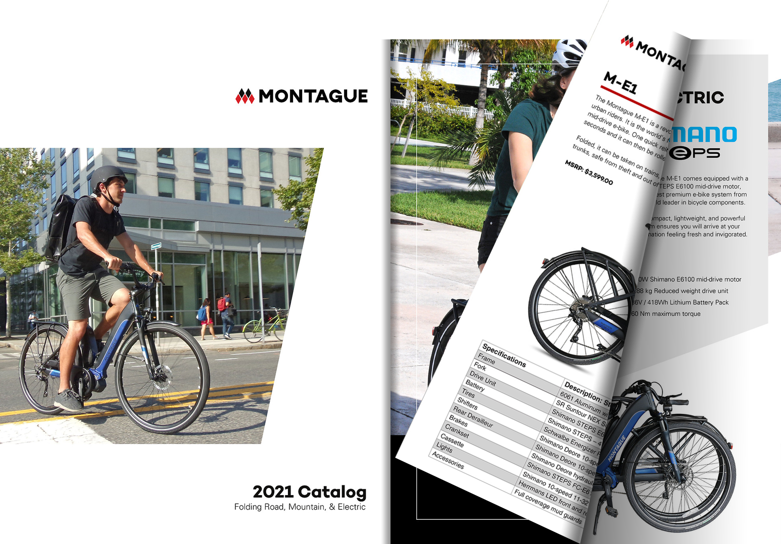 Montague Bike Catalog 2021