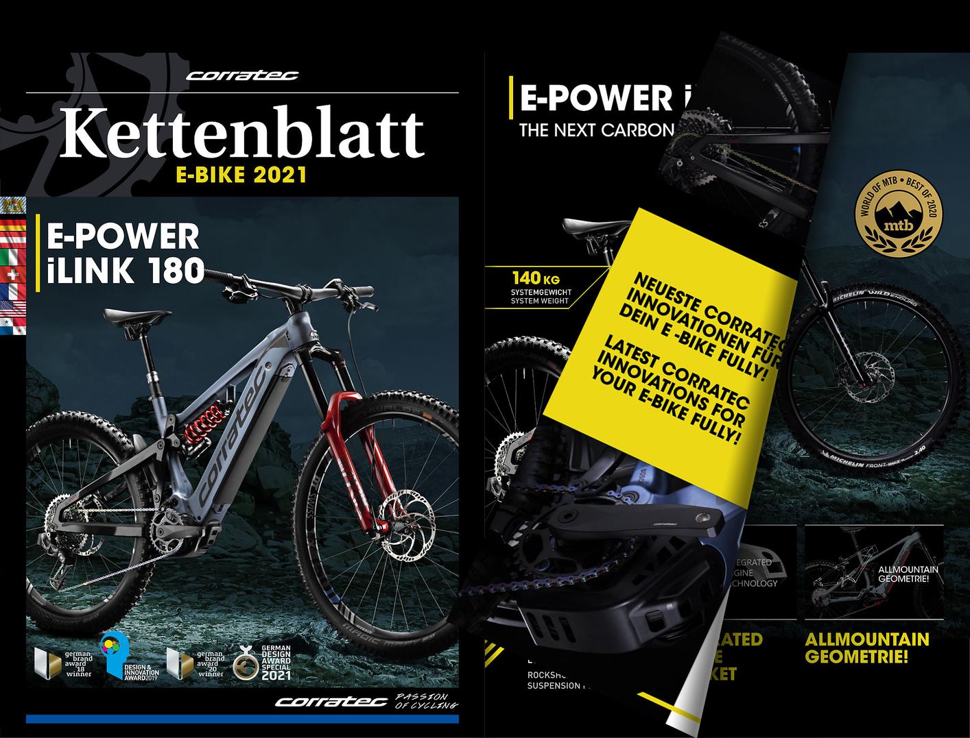 Kettenblatt E-Bike 2021