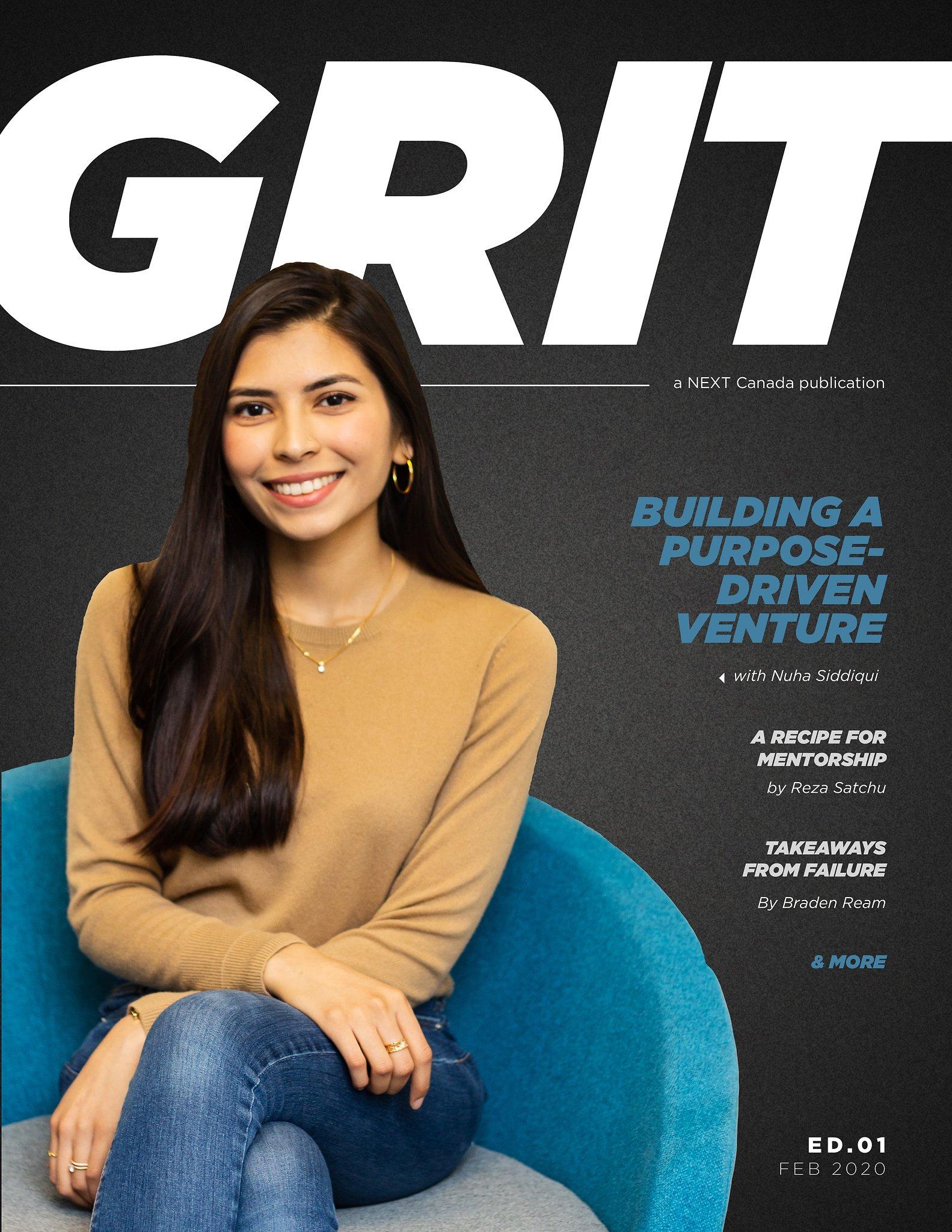 GRIT: A NEXT Canada Publication