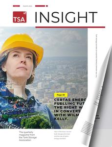 TSA Insight Magazine Issue 1