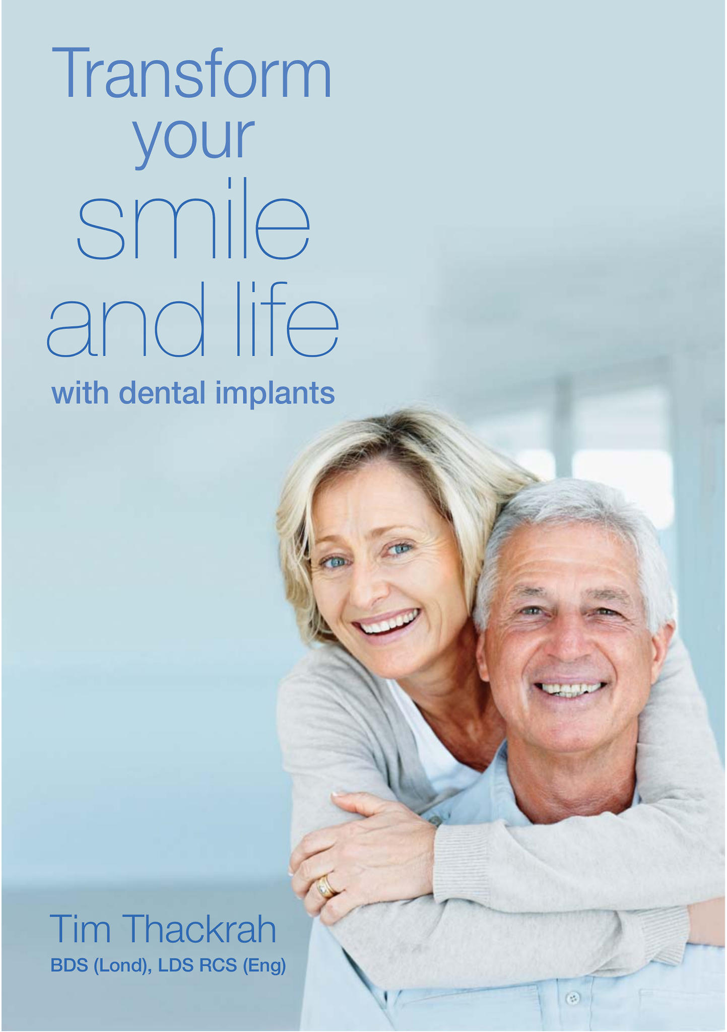 Transform your smile and life with dental implants
