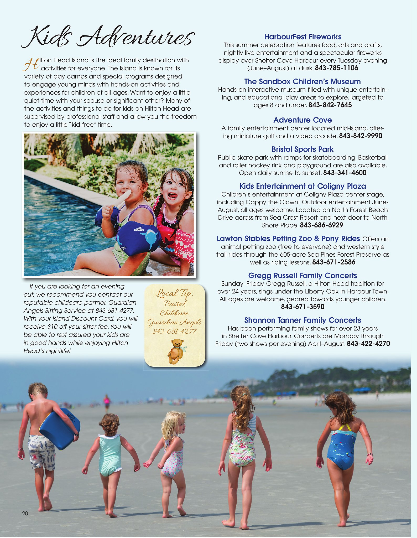 2019 Beyond the Beach - Magazine - Page 22