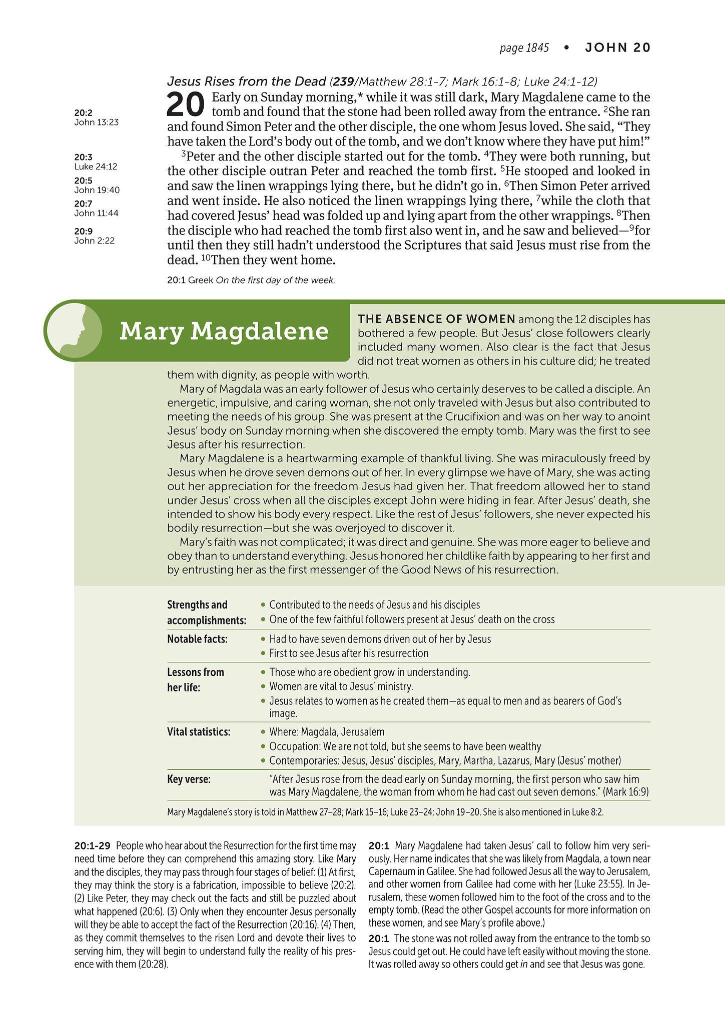 Life Application Study Bible 3rd Edition NLT - Flipbook