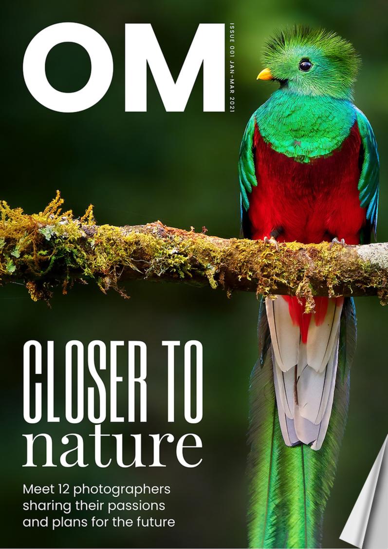 OM magazine Jan-Mar 2021