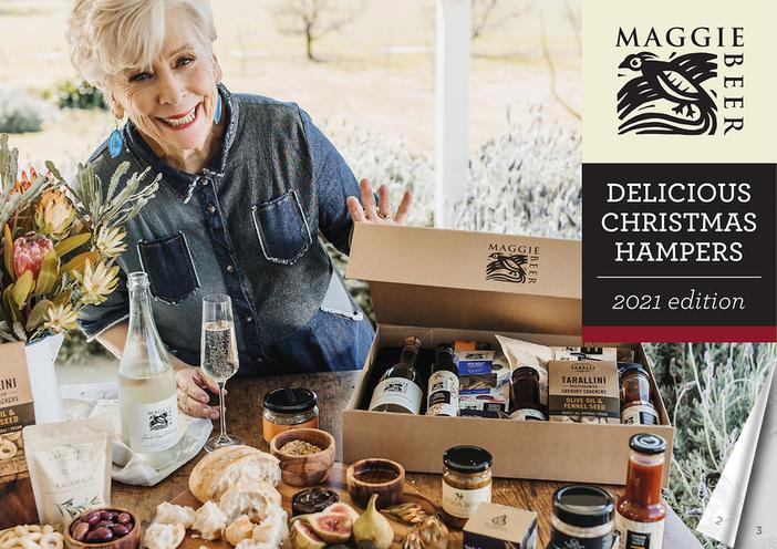 Maggie Beer Delicious Christmas Hampers 2021